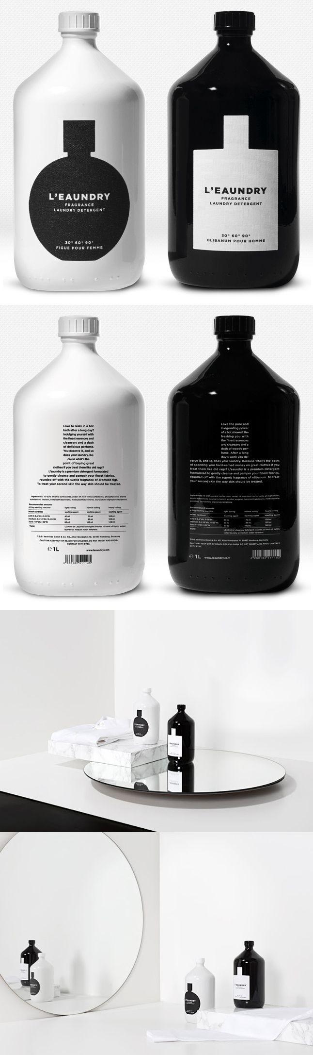 Laundry with style Förpackad -Blogg om Förpackningsdesign, Förpackningar, Grafisk Design - CAP&Design