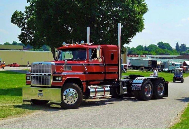 Mack Truck Cat Walk : Best images about semi trucks on pinterest