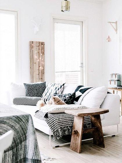ber ideen zu minimalistisch wohnen auf pinterest modern wohnen und apartment therapy. Black Bedroom Furniture Sets. Home Design Ideas