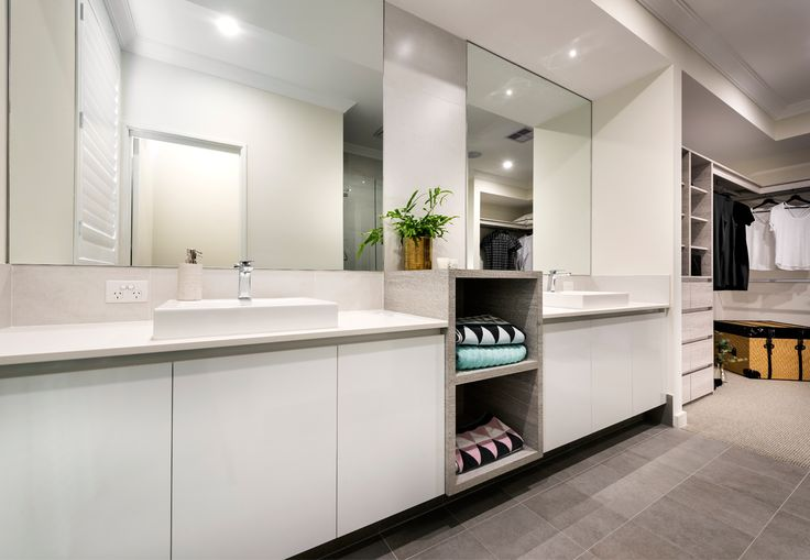 Home Builders Australia | Bathroom | Ensuite | Display Home | New Homes | Interior Design | New Home Styling | Inspiration
