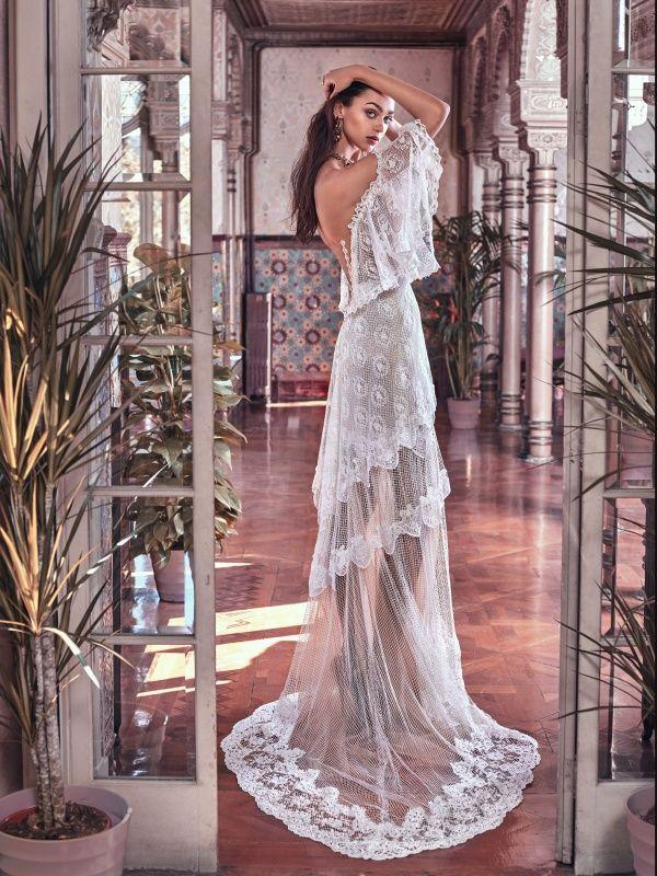 Vestidos de Noiva da Nova Coleção de Galia Lahav
