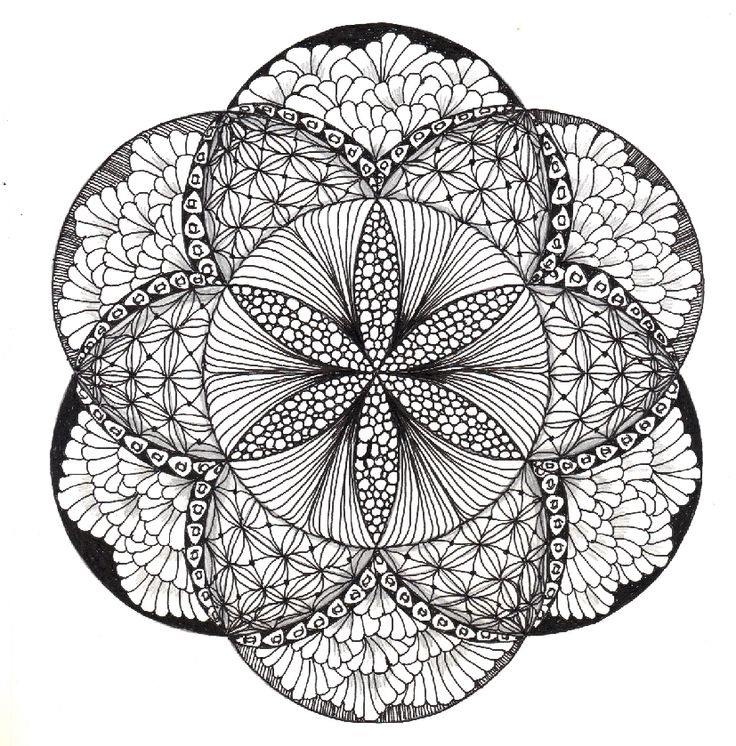 mandala coloring pages of sunday - photo#11