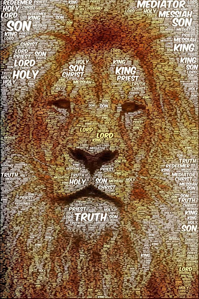 The Lion of Judah, may his presence reign with you in your faithfulness Love you all Wendy Pena