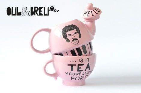 51% off our Pink Lionel Cup and Teapot Set when you purchase this itison voucher...while stocks last!   https://www.itison.com/Glasgow/shop/owl-brew-cup-and-teapot-set/products/212