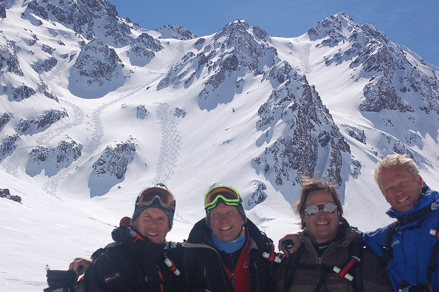 Powder South Heli Skiing in Chile by Pure Powder, via Flickr