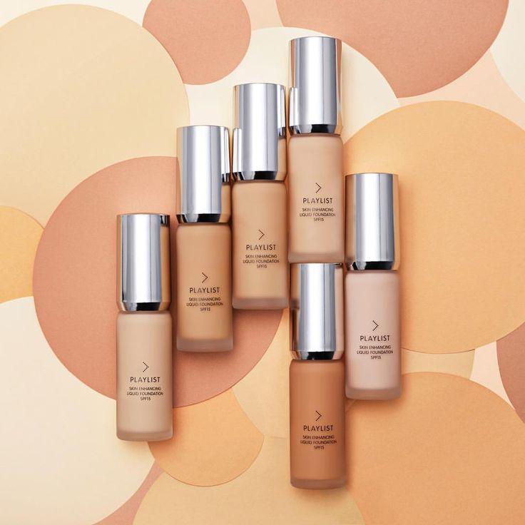 """いいね!2件、コメント1件 ― INVIinc.さん(@inviinc)のInstagramアカウント: 「PLAYLIST """"SKIN ENHANCING LIQUID FOUNDATION"""" official : http://www.shiseido.co.jp/playlist/…」"""