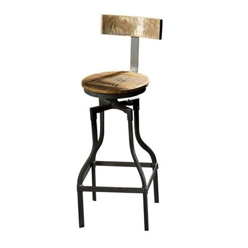 Barová židle Chiko MHD22060, industriální nábytek | AV interiéry