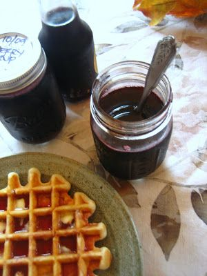 Cherry Syrup Jillicious Discoveries: Monday Must (Have) Make: Homemade Fruit Syrups