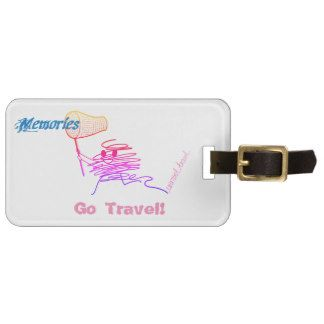 Go Travel! Luggage Tag