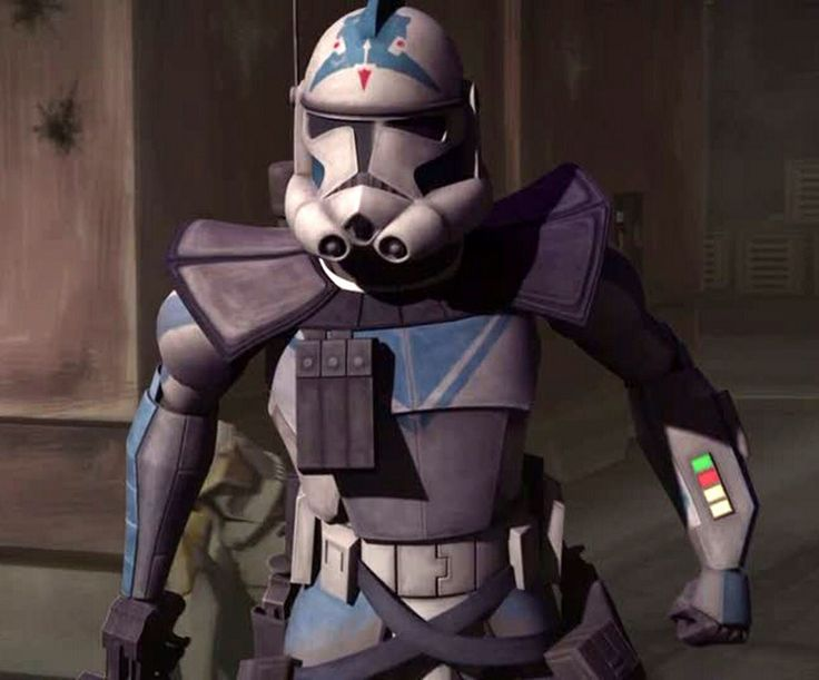 """CT-27-5555, also known as ARC-5555 and later re-designated as CT-5555 (""""Fives""""), is a clone trooper who served in the Grand Army of the Republic during the Clone Wars."""
