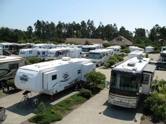Pacific Pines Rv Park In Florence Oregon Oregon My