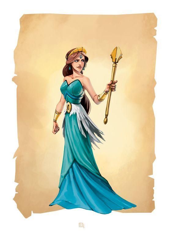 Goddess Claes