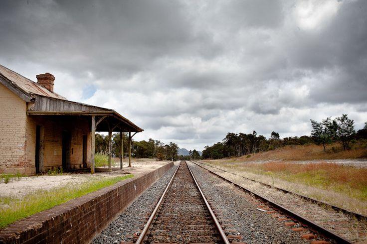 Old Ben Bullen Railway Station