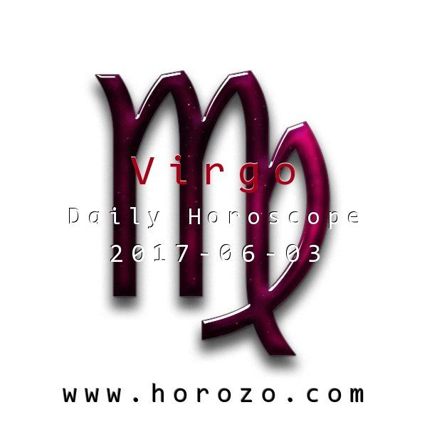 Virgo Daily horoscope for 2017-06-03: You need to speak seriously with a friend or coworker today: putting it off only makes things worse. You've got the right kind of energy to get to the bottom of the problem though, so go for it!. #dailyhoroscopes, #dailyhoroscope, #horoscope, #astrology, #dailyhoroscopevirgo