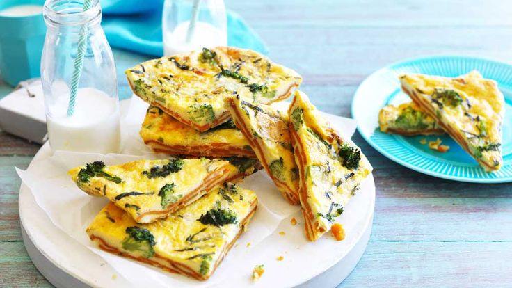 Packed with protein and low-GI goodness, this fast frittata will keep you firing all day long.