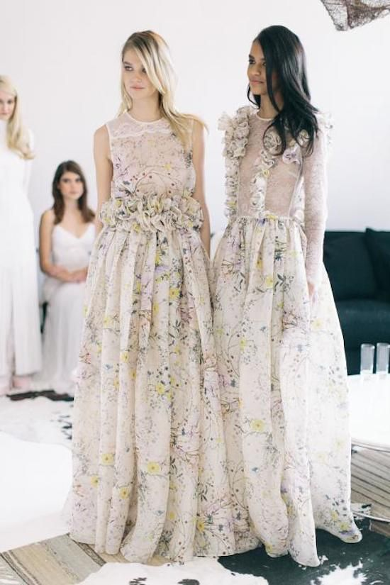 houghton bridal fall 16 | the lane 2