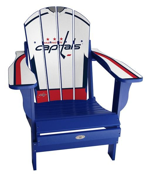 e379c6e3641 Washington Capitals® NHL Jersey Chair