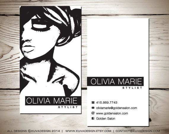 hair stylist business card business ideasbusiness card designbusiness - Graphic Design Business Ideas