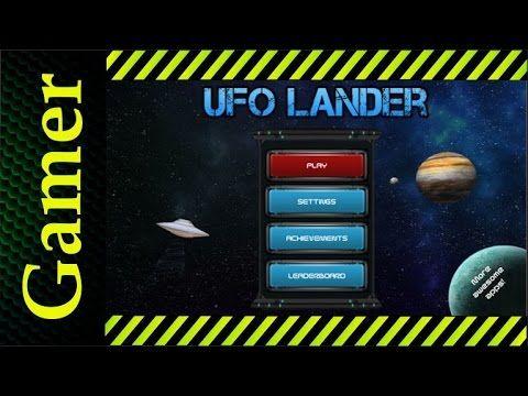 Андроид игры   UFO Lander   приключения андроид