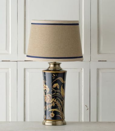 Lampa stołowa Noriko ceramiczna 74cm