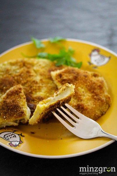 Sellerie-Haselnuss-Schnitzel