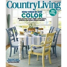 Country living 1 year auto renewal magazine antiques for Country living gardener magazine website