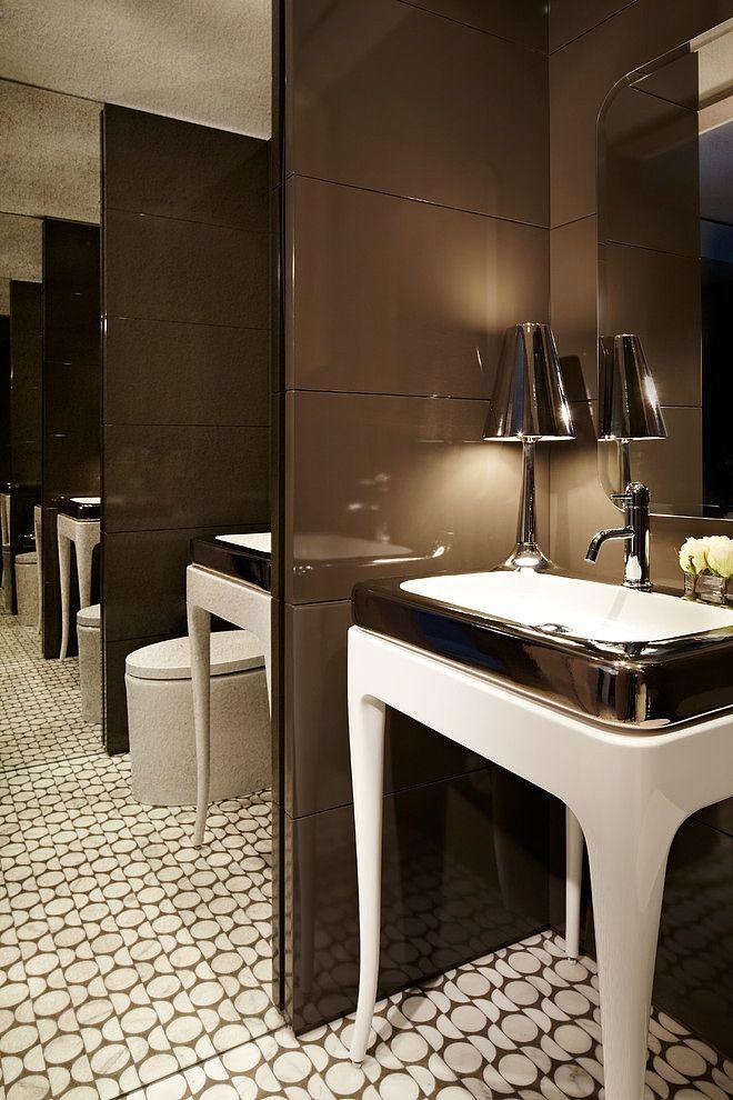 bao de visita miami beach residence - Restroom Design