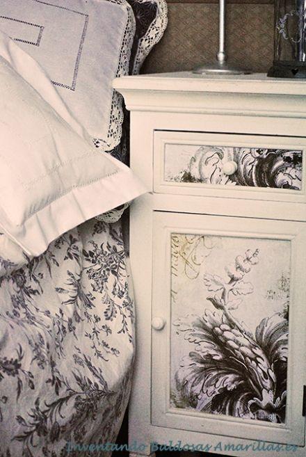 decorar muebles con decoupage trabajos manuales en 2018