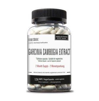 Garcinia Cambogia estratto bruciagrassi
