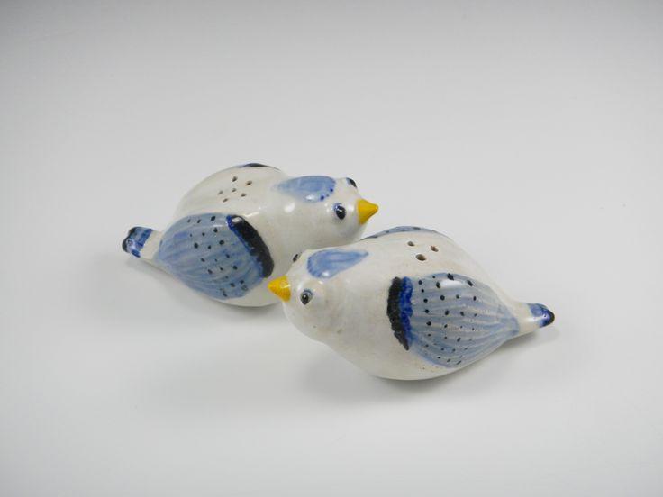 Salt & Pepper Birds