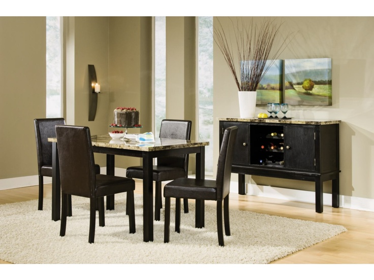 keystone 5pc dinette value city furniture
