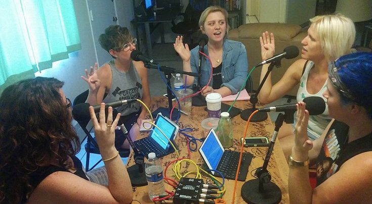 Badass Lady-Hosted Podcasts You Should Know About
