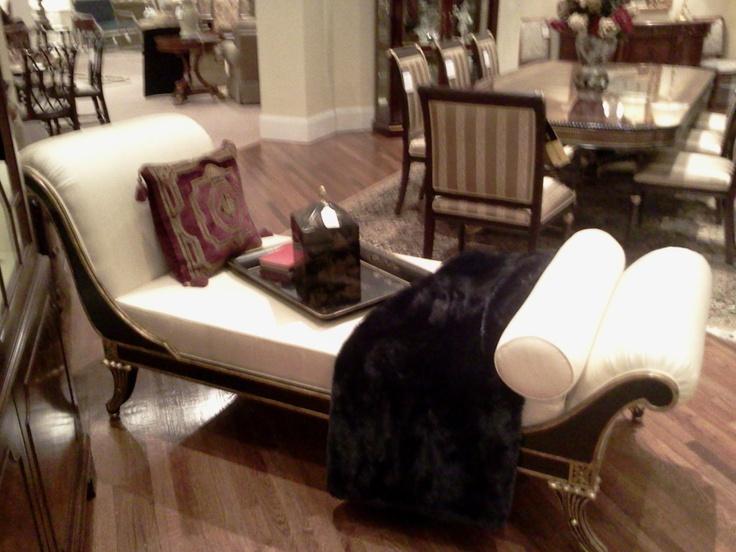 Chaise Maitland Smith Furniture Maitland Smith