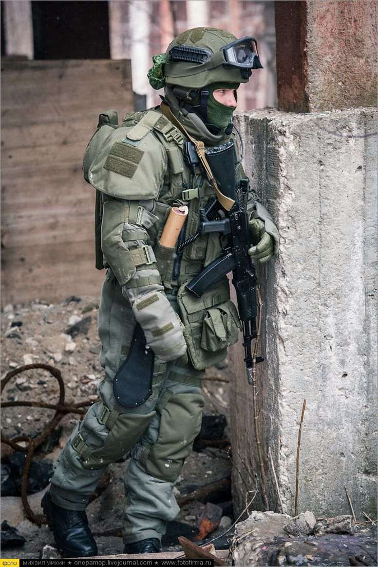 Military special forces gear - Russian Combat Engineers With The 1st Guards Engineering Sapper Company Military Special Forcesrussian