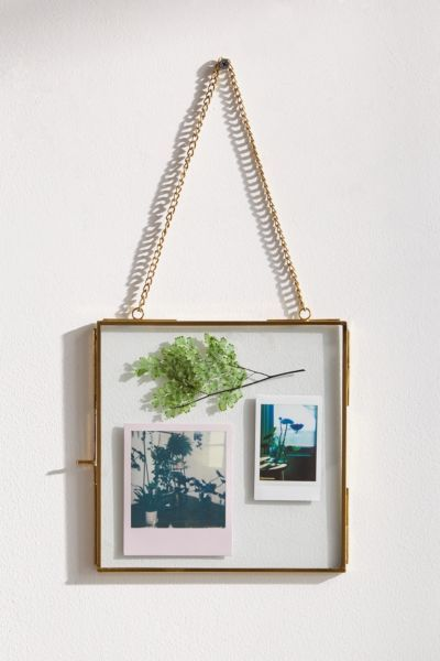 Shop Hanging Glass Display Frame - 8x8 at Urban Outfitters today. We carry all the latest styles, colors and brands for you to choose from right here.