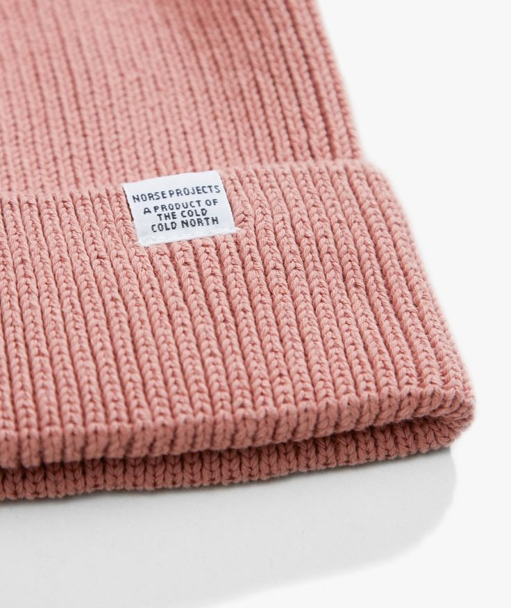 Norse Projects - Cotton Watch Beanie