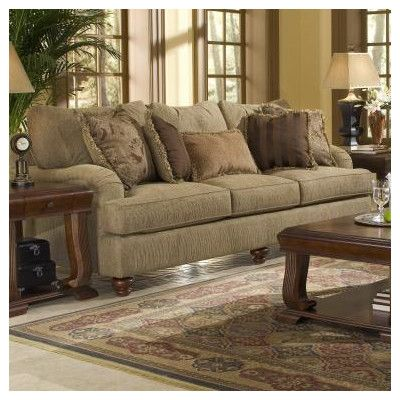 Klaussner Furniture Conway Sofa U0026 Reviews | Wayfair | House | Pinterest |  Nest And House