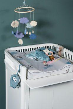 Sebra Wickelkommode, 2-in-1, Weiss #Wickeln #Kommode #Kinderzimmer #Babyzimer #Kind #Baby #Galaxus