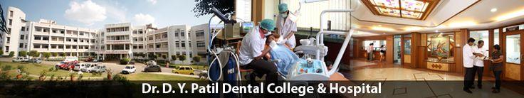 Dr. D.Y.Patil dental college and hospital , pune