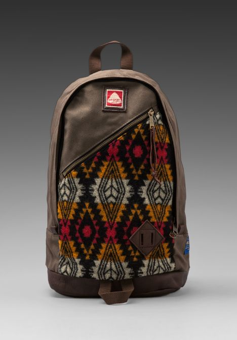 JANSPORT x Pendleton Compadre Backpack in Print at Revolve Clothing - Free Shipping!