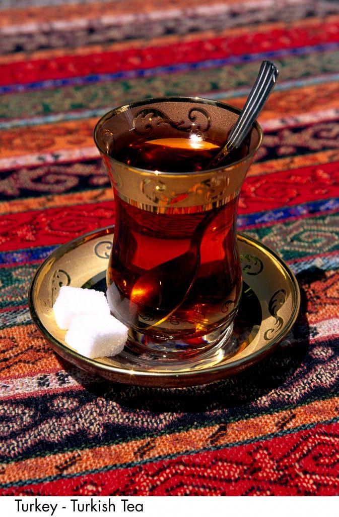 Turkey - Turkish Tea