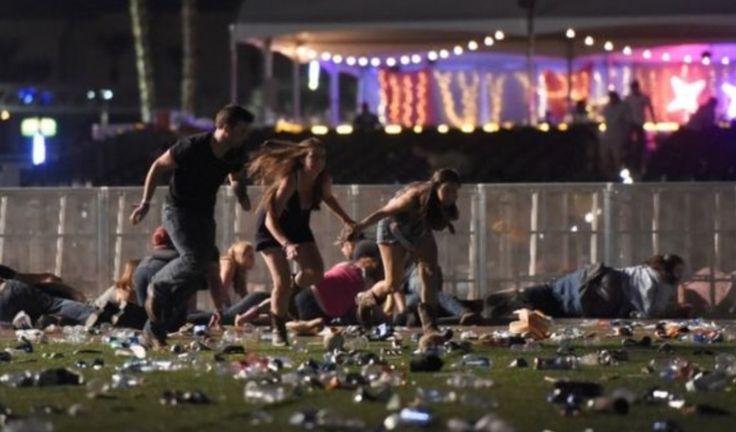 Más de 50 muertos y 500 heridos durante tiroteo en Las Vegas, EE.UU.