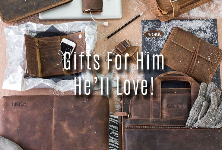 Shop our well selected range of Christmas gifts he is sure to love.