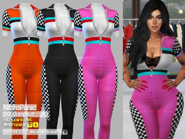 Pin on The Sims 4 Clothing n Acc