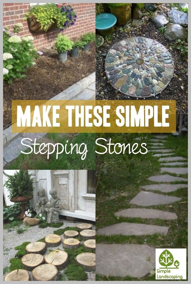 A Few Solutions To Help To Make Diy Stepping Stones Molds In 2020 Stepping Stones Stepping Stones Diy Stone Molds