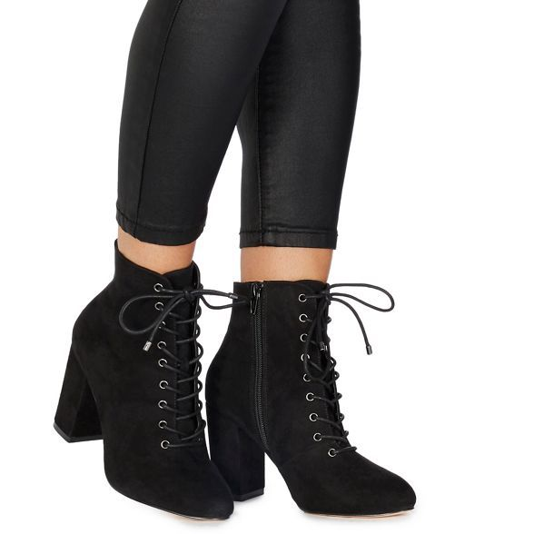 Boots, Block heel ankle boots, Ankle boots