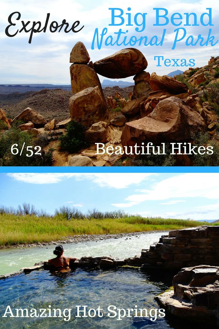 Explore Big Bend National Park in Texas. Travel to Big Bend National Park! Read about the two things we chose to explore in Big Bend National Park!