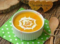 Balkabağı Çorbası Resimli Tarifi - Yemek Tarifleri