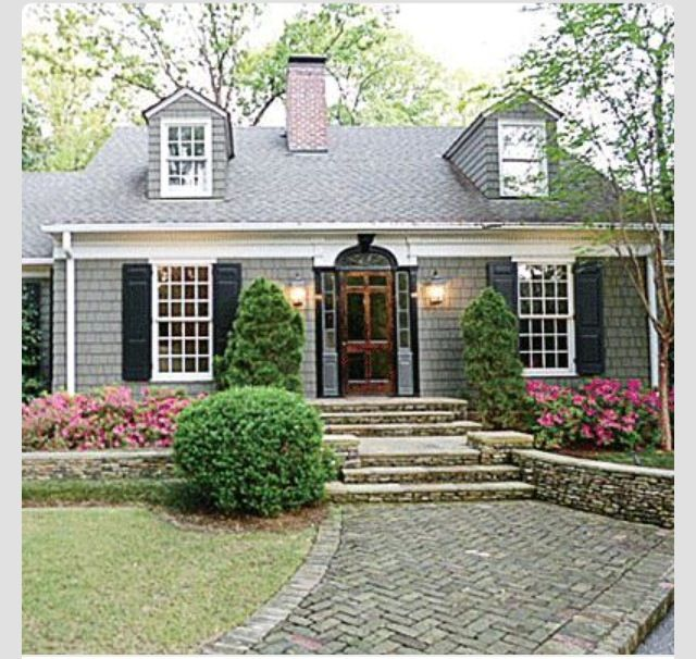 Top 25 Ideas About Cape Cod Homes On Pinterest Cape Cod Houses Cape Cod Style And Cottage Homes