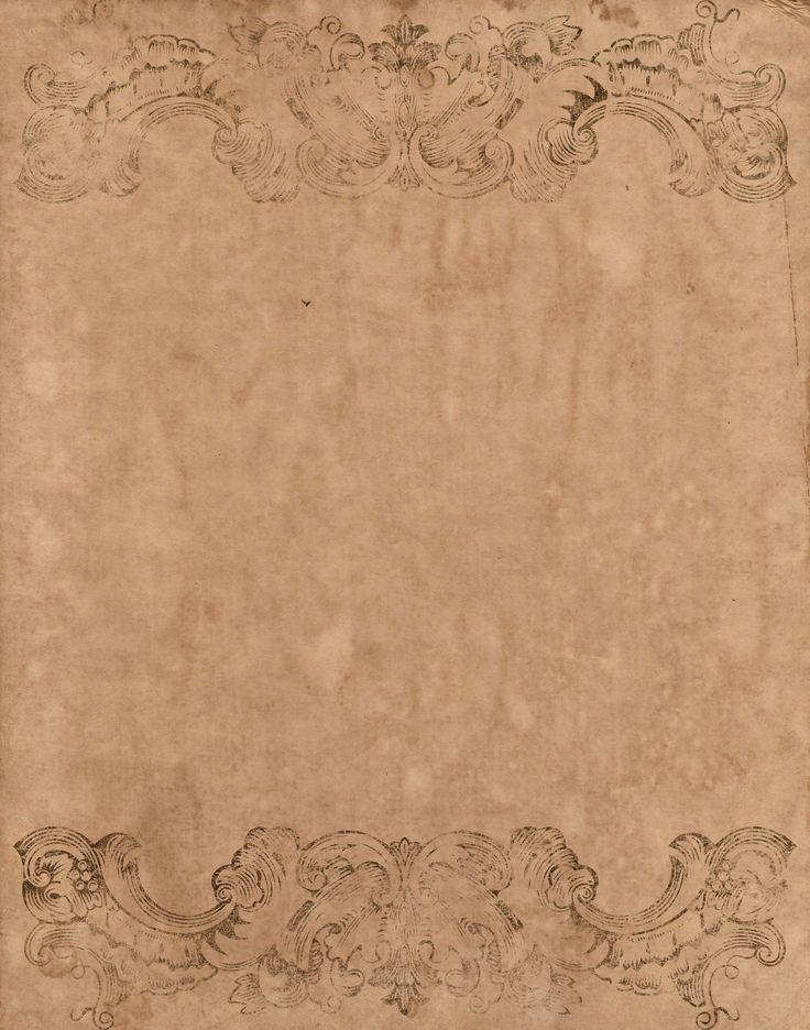 Antique Paper Click On Link For Printable Flickr